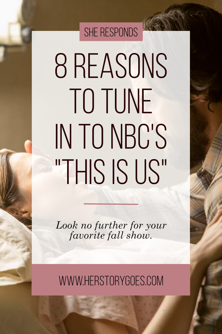 "8 Reasons to Tune In to NBC's ""This Is Us"" — Her Story Goes. // Have you seen ""This Is Us"" yet? (If not, you can watch the premiere on NBC.com!) Trust us, you won't want to miss this heartfelt dramedy about family, love, and the experiences that connect us. Click to read our reasons why!"